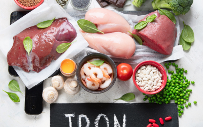 Iron, The Essential Woman's Nutrient