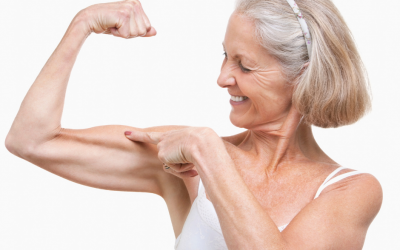 Its never too late to work on Muscle Mass